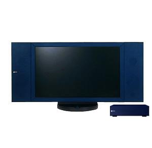 32V型地上デジタル放送対応・レシーバー分離型液晶テレビ FORIS.TV VT32XD1-BL