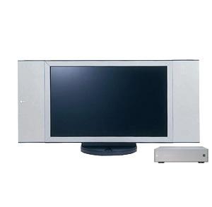 32V型地上デジタル放送対応・レシーバー分離型液晶テレビ FORIS.TV VT32XD1-SR