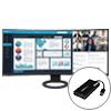 FlexScan EV3895 ブラック 4K変換アダプタセット(EIZO)激安セールまとめ